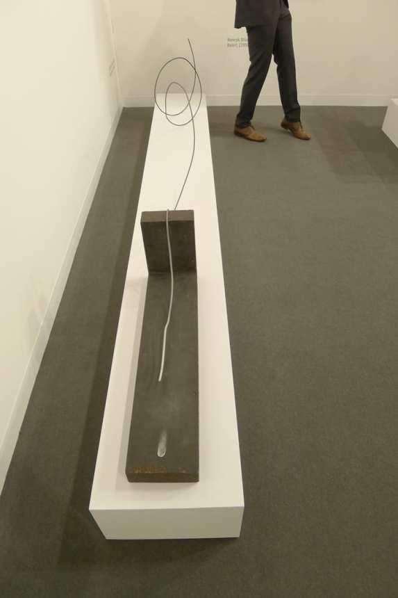 Edward Krasiński, Starmach Gallery, Hall 2.0 / C1, photo Andrzej Szczepaniak for Contemporary Lynx
