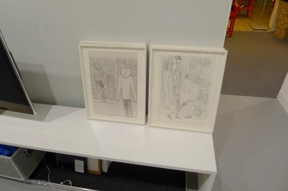 Tomasz Kowalski, Calier & Gebauer Gallery, photo Andrzej Szczepaniak for Contemporary Lynx