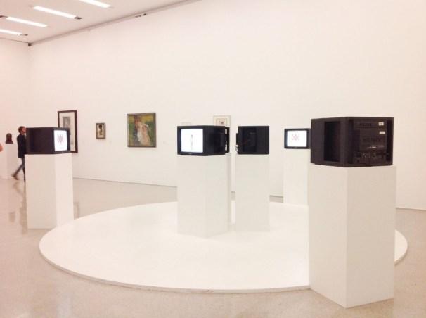 """Katarzyna Kozyra, """"The Present of Modernism"""", MUMOK, Vienna 2014, photo Contemporary Lynx"""