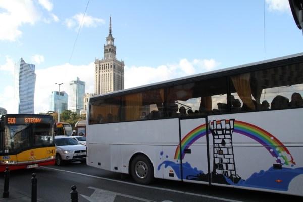 Warsaw, photo Contemporary Lynx, 2014