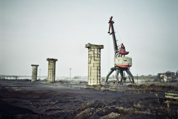 "Rafał Milach, ""Black Sea of Concrete"", photo courtesy the artist"