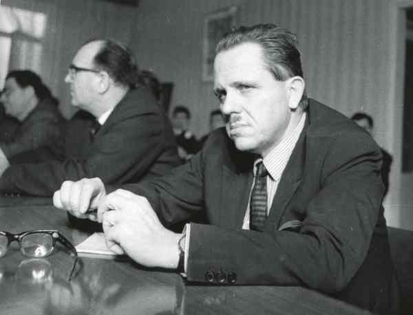 Adolf Ciborowski photo Kiro Georgiewski