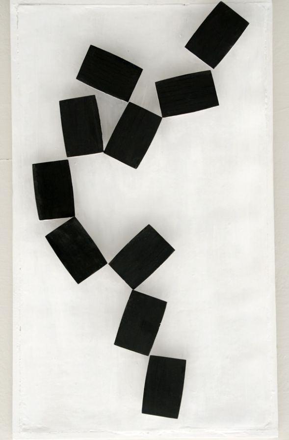 """Henryk Stażewski, """"Kompozycja"""" (""""The Composition""""), 1964"""