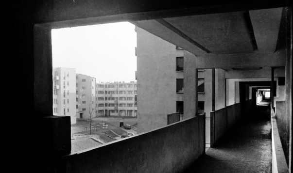 Przyczółek Grochowski Housing Estate, Warsaw, photo Oskar Hansen Archive, courtesy of Igor Hansen, MASP in Warsaw