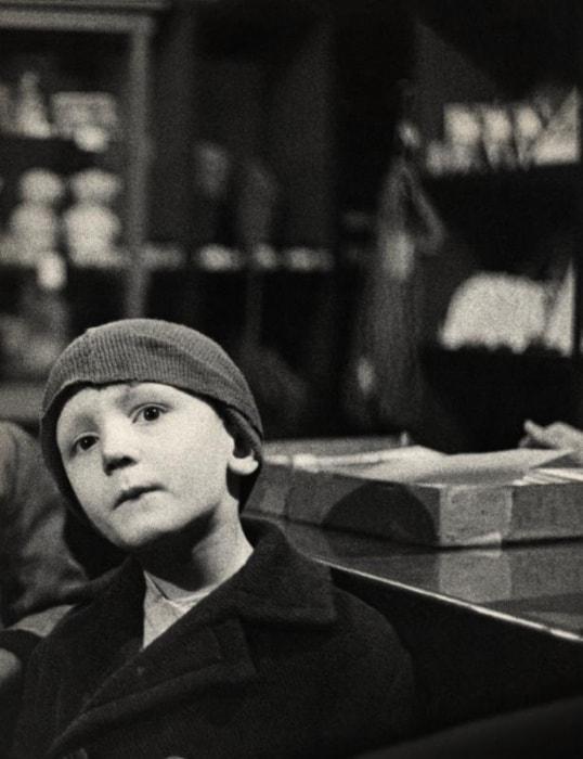 Zofia Rydet, Little Man © Zofia Rydet Foundation