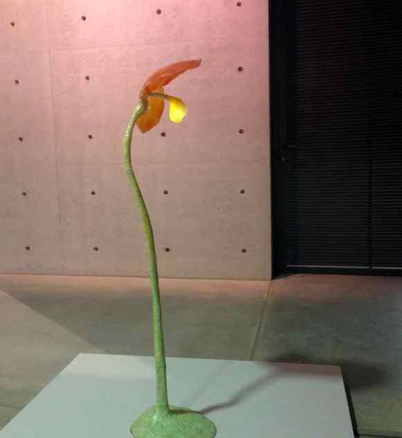 alina szapocznikow-sculpture-lamp-pinault collection