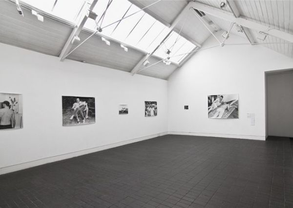 Jerwood Encounters: Family Politics', London 2013