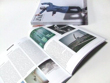 Contemporary Lynx Magazine  in print