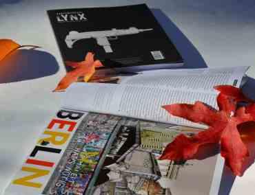 jesien lynx promocja Contemporary Lynx Magazine