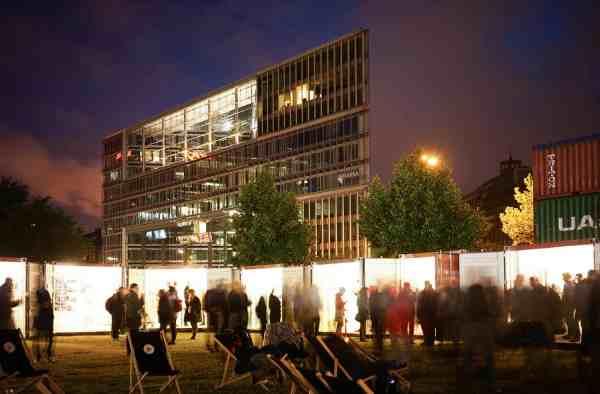 Container City, Hamburg Triennial of Photography | copyright: Artur Urbański