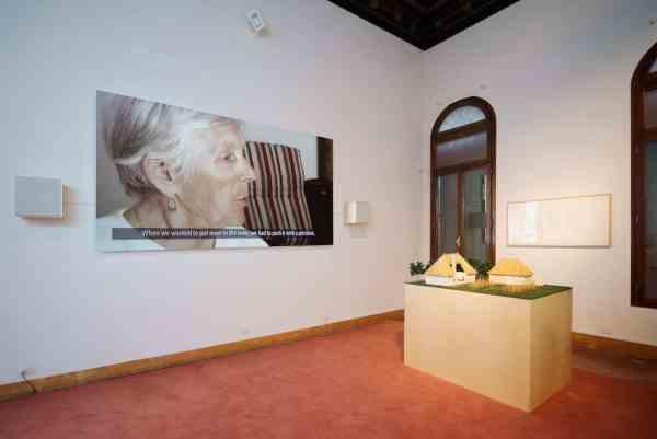 The Open Group, exhibition view, Dispossession, Venice 2015, photo Małgorzata Kujda