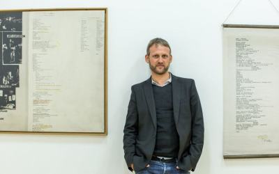 KANTOR'S RETURN: MARC GLÖDE ON HIS EXHIBTION 'INBETWEEN STRUCTURES'