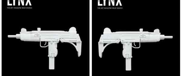 Contemporary Lynx Magazine page