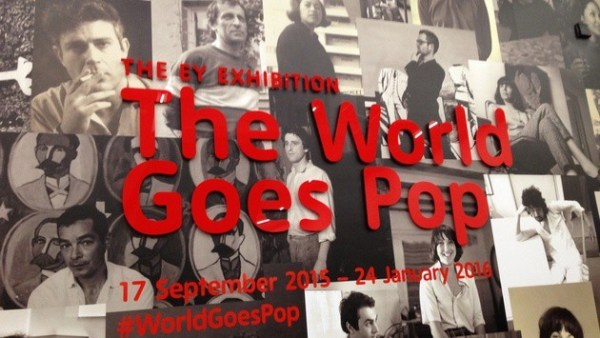 The World Goes Pop, Tate Modern, London