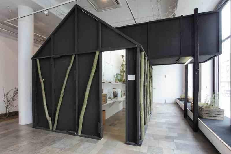 Food Think Tank, Installation Ziemia Woda,Dizajn BWA Gallery, Wrocław, 2015, image© Karolina Zajączkowska i Jędrzej StelmaszekIMG_4081_1