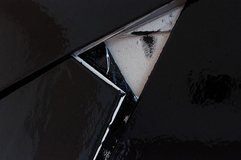 Natalia Załuska, Detail, courtesy Galerie Klüser, Munich