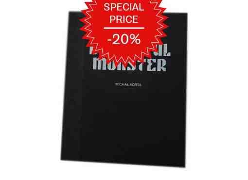 Beautiful monster book black friday