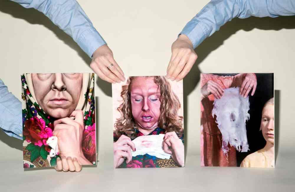 Ilony Szwarc, I am a woman and I feast on memory, Photobook, courtesy of the artist