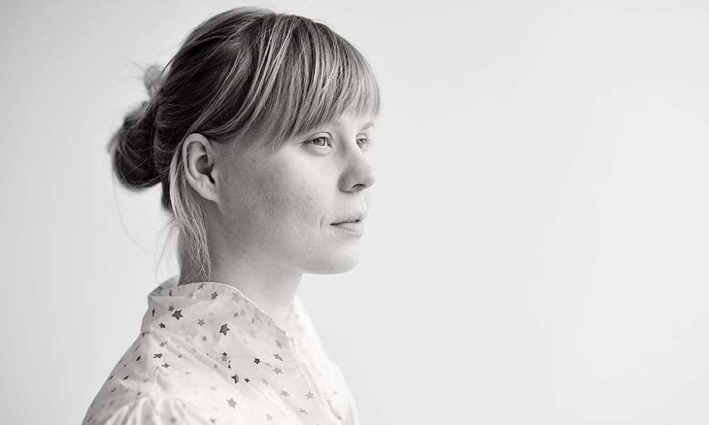 Alicja Patanowska, portrait, courtesy of the artist
