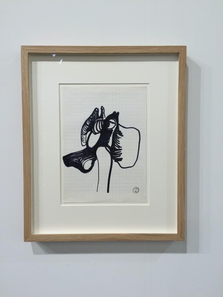 Alina Szapocznikow,Art Basel 2016, photo Contemporary Lynx
