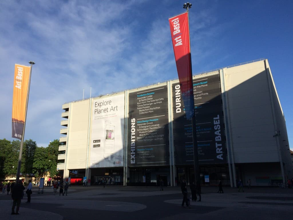 Art Basel 2016 – TREASURE HUNT