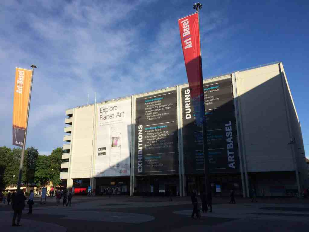 Art Basel 2016 – TREASURE HUNT