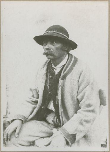 Walery Eliasz Radzikowski, Wojciech Roj, Zakopane, III-7368-F-sygn-m-III-12169.