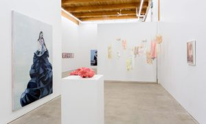 ilona Szwarc exhibition, Canada