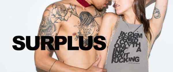 Surplus - Art Project By Magda Buczek