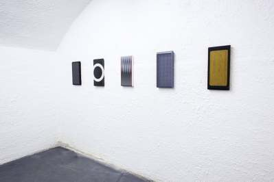 Forgo Arpad, Forms of Everydayness, Latarka Gallery of the Polish Institute in Budapest, photo Latarka Gallery