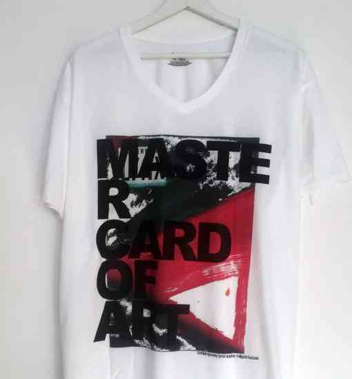 surplus t-shirt Magda Buczek