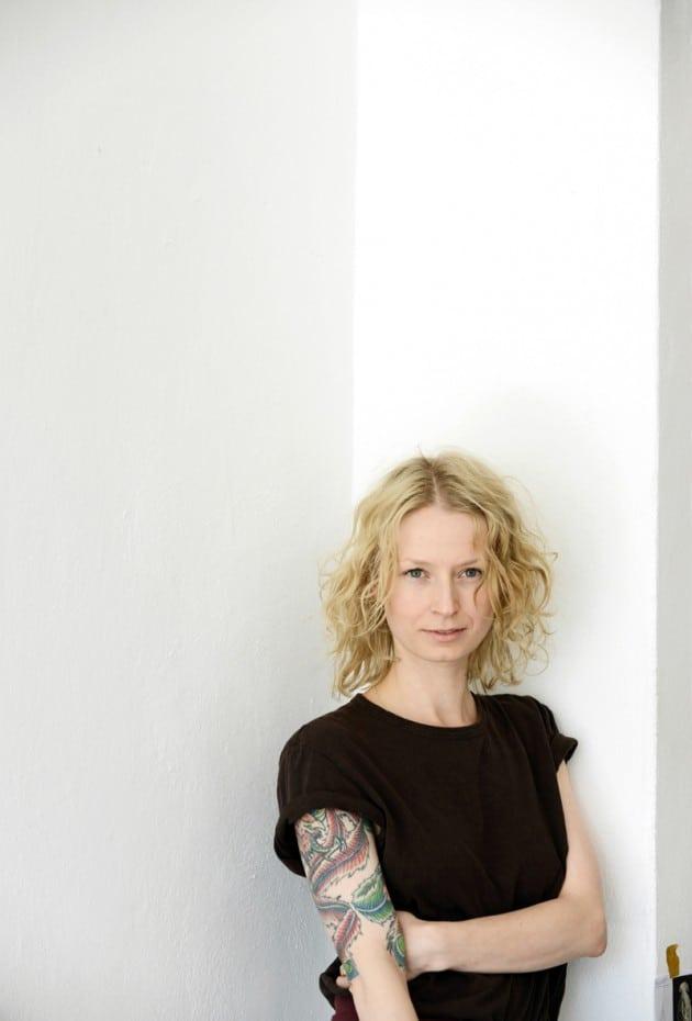 Natasza Niedziolka, courtesy of the artist