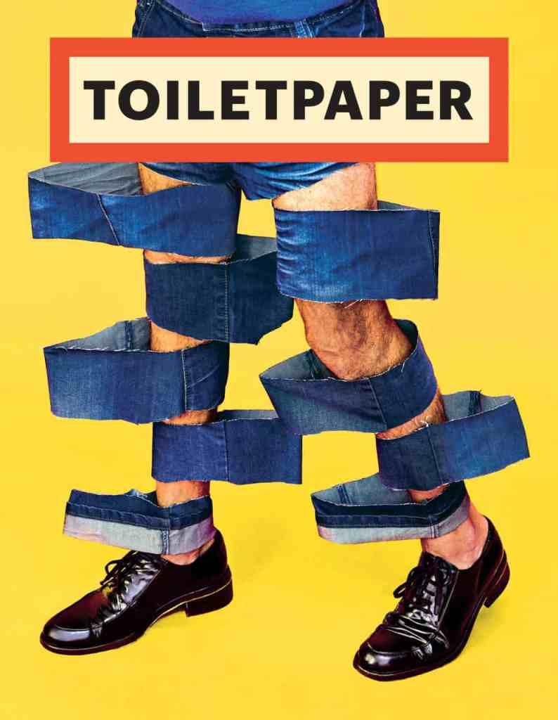 TOILETPAPER Magazine