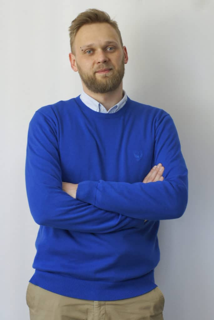 Michał Piernikowski – Art Director of Lodz Design Festival