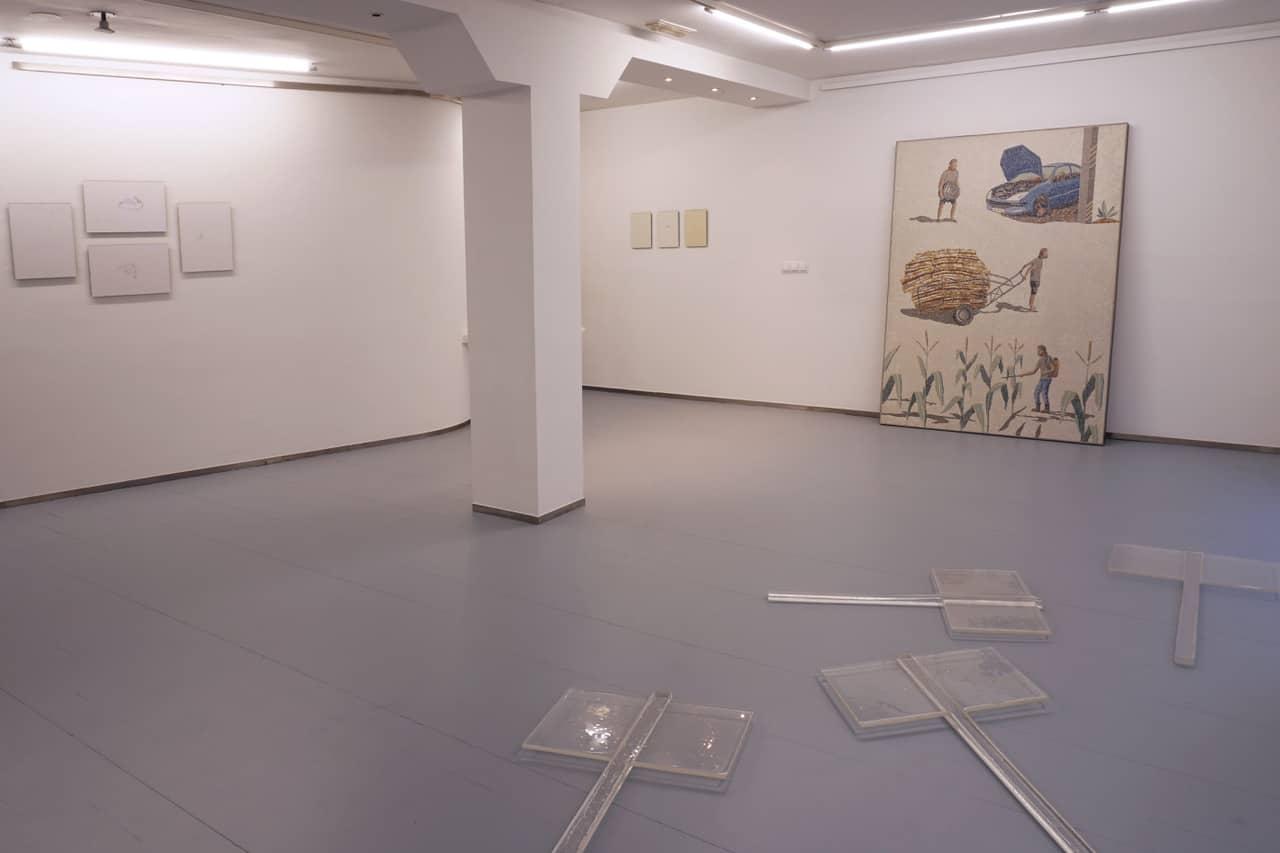 jose dela Fuente gallery exhibition