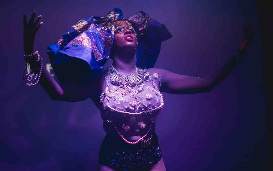 'QUEERING' IS THE ALCHEMY OF TURNING A WHITE CUBE INTO A DISCO BALL'