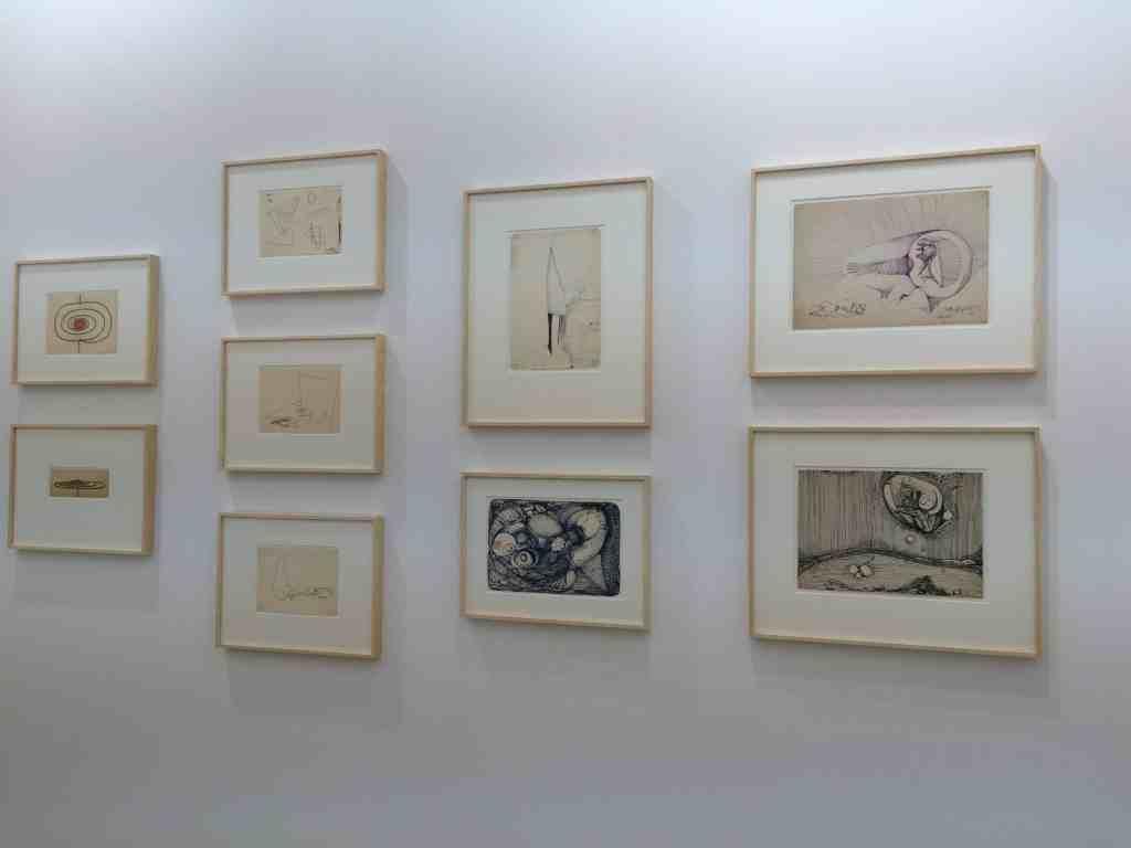 Erna Rosenstein, Art Basel 2015, Foksal Gallery Foundation Booth