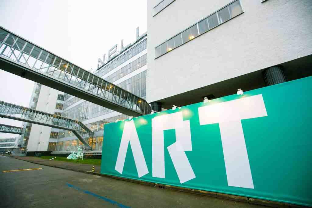 Art Rotterdam, Van Nelle Factory, Photo: Geert Broertjes, Courtesy Art Rotterdam