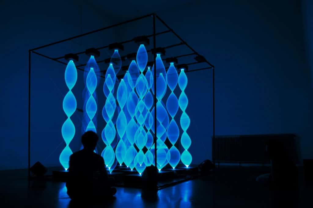 Tec Art, installation by Gabey Tjon a Tham, Courtsey Tec Art.