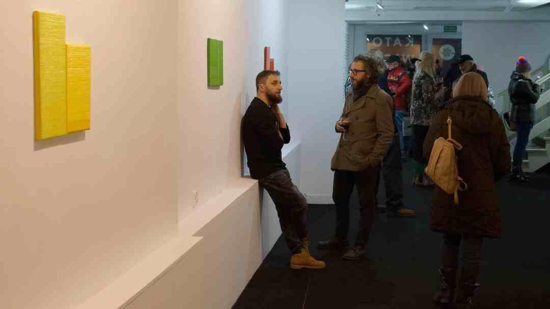 "Miroslav Vayda, ""Light frequency"", photo Dawid Nowok"