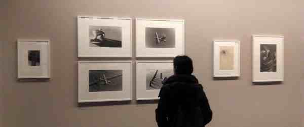 The Zbigniew Dłubak – Héritier des avant-gardes exhibition, photo Michalina Sablik