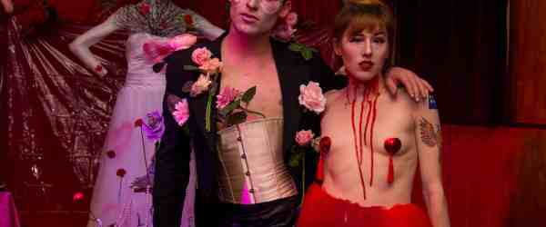 Love, Pain & Intimacy in Live Art' and DEEP TRASH Romance