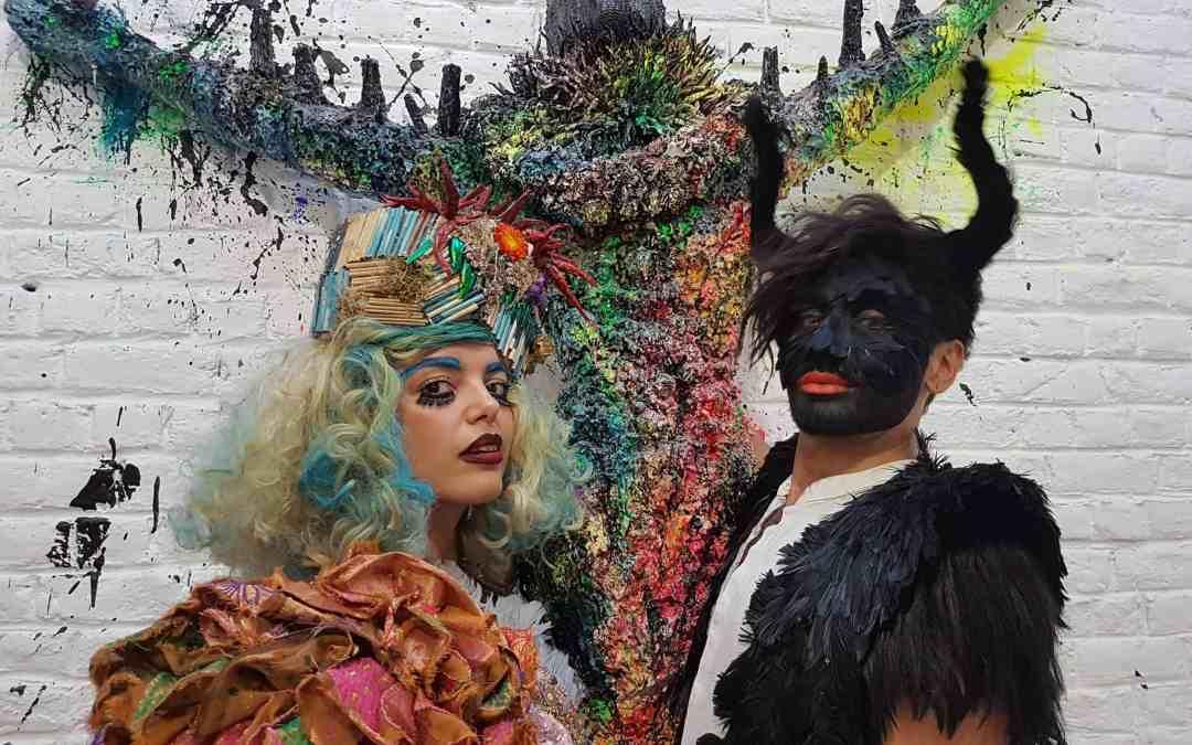 PHOTOSTORY: SEE ART BRUSSELS 2018 THROUGH LYNX'S LENS
