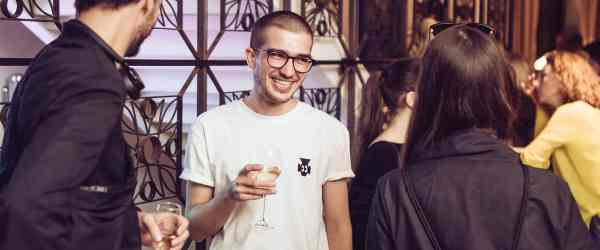 art programme 'Carte Blanche' in Warsaw