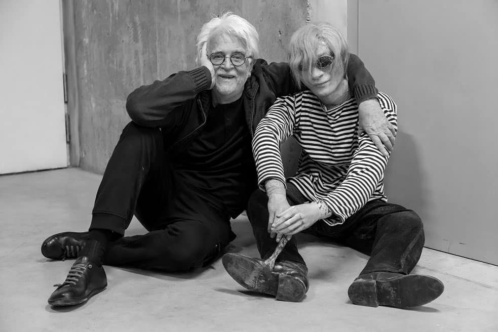 Krystian Lupa Andy Warhol mocak exhibition