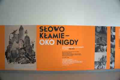 'Word Lies — Eye Never. Modernity in Polish Photography 1918–1939', exhibition, The Polish Institute in Budapest, photo Dawid Nowok