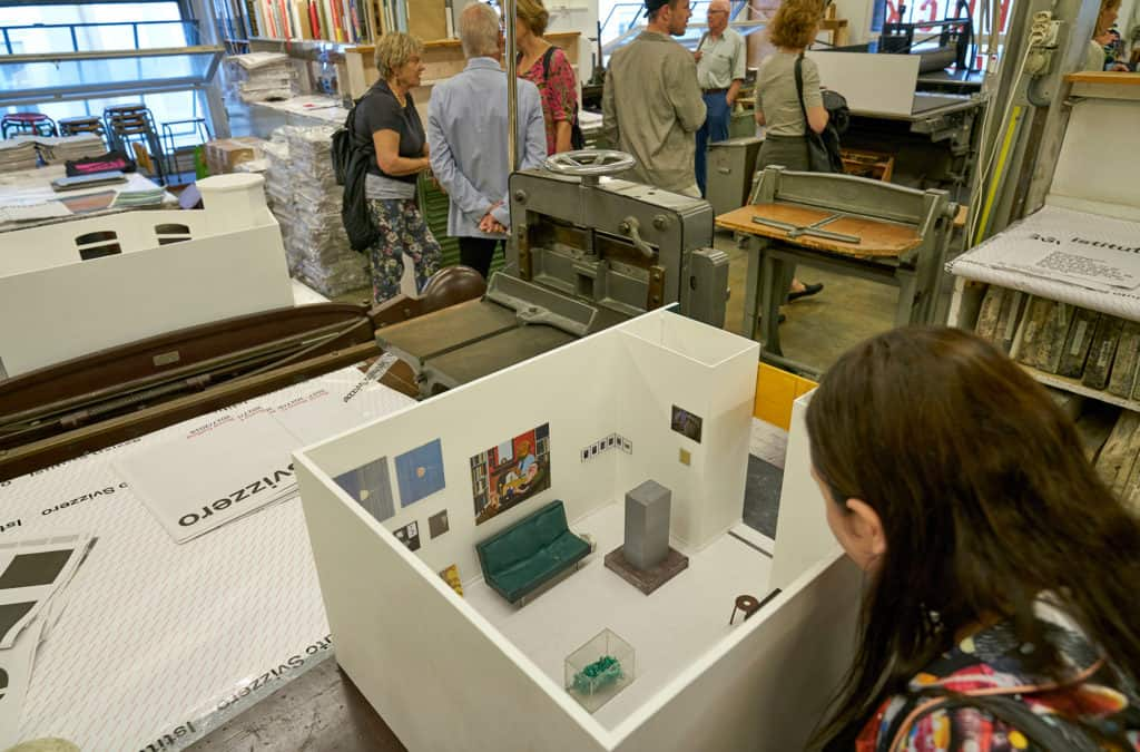 Istituto Svizzero, Courtesy LISTE - Art Fair Basel, photo: Daniel Spehr