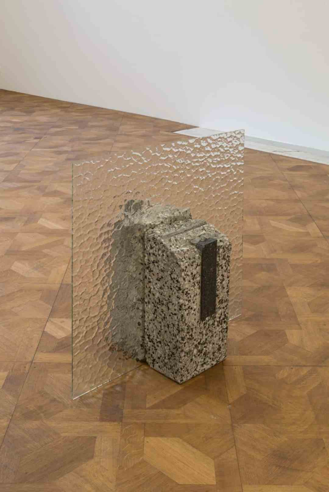 Mirosław Bałka, 60 x 60 x 27, 2018, 60x60x27, Dvir Gallery