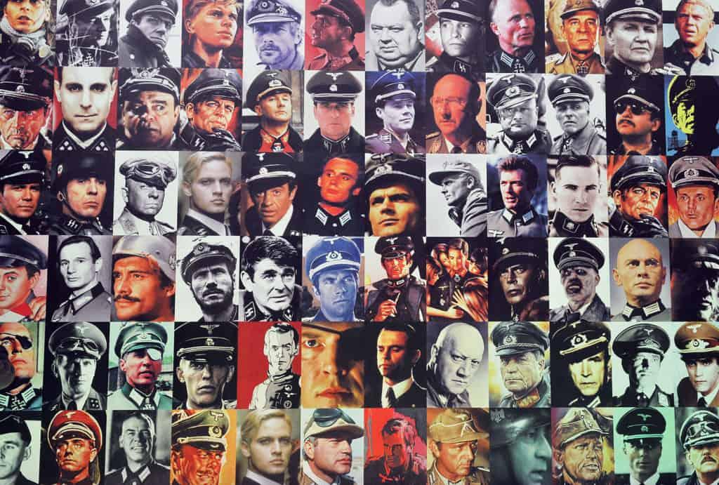 Nazis, by Piotr Uklański,