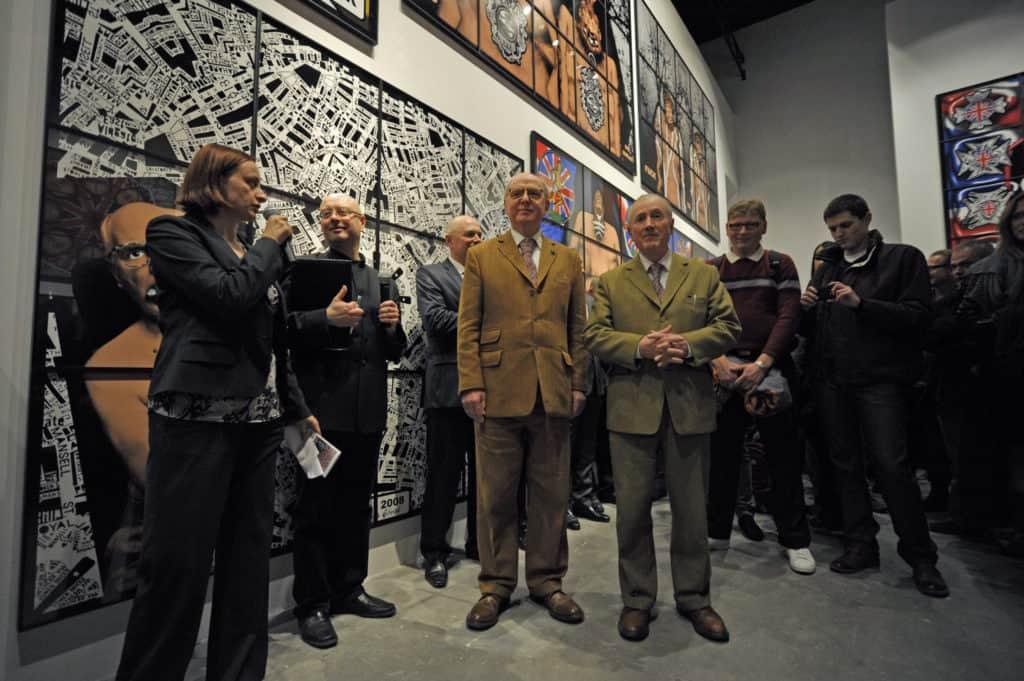 "The opening of ""Jack Freak Pictures"" at LAZNIA CCA, 2011, photoPaweł Jóżwiak"